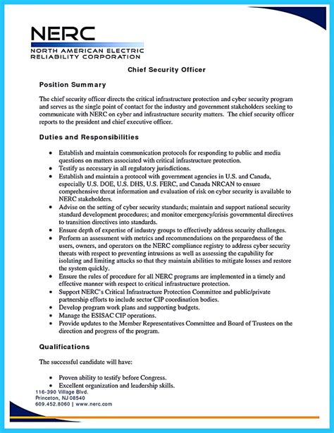 powerful cyber security resume   hired