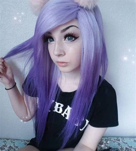 30 Creative Emo Hairstyles And Haircuts For Girls In 2017