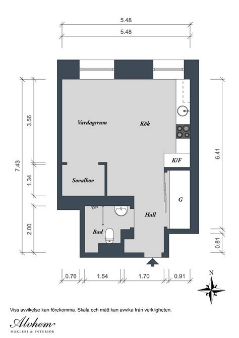Renovated 388 Sq. Ft. Modern Studio Apartment