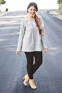 Black Zara Leggings Camel Ankle Boots White Oversized Zara Sweaters | u0026quot;I spy u0026quot; by ...