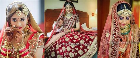 Latest Indian Bridal Dressing Trends 2018-19 Makeup