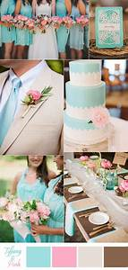 awesome ideas for your tiffany blue themed wedding With pink and blue wedding ideas
