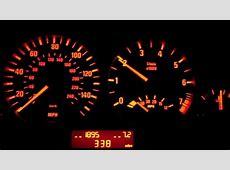 BMW E46 330i Secret OBC Function Digital RPM YouTube