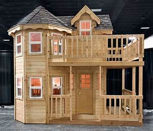 Princess Playhouse Plans Instructions To Build An Outdoor