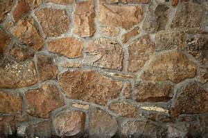 Brown Rock Wall Texture Picture | Free Photograph | Photos ...