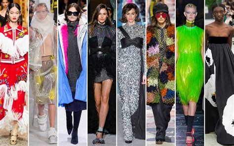 20 Fall Winter 2018-2019 Trends
