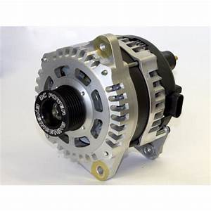 270 Amp Xp High Output Alternator For Nissan Frontier And