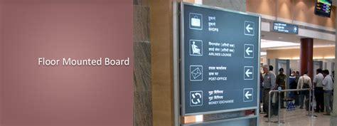 sign boardsilluminated glow sign boardrunway signboardssignage  top  terminal building