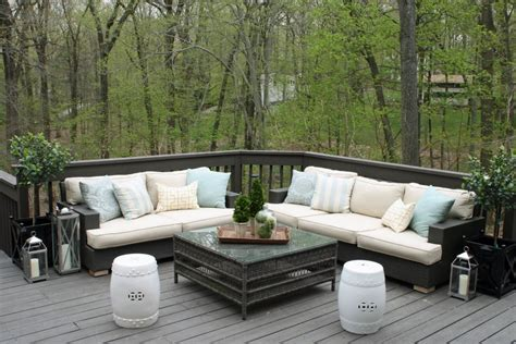 Restoration Hardware Outdoor Cushions  Home Furniture Design