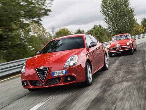 Alfa Romeo Italy : Alfa Romeo Giulietta Sprint Offers Modern Take On Italian