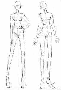 Fashion Design Template Female 2014-2015   Fashion Trends ...