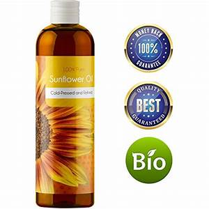 100-Pure-Sunflower-Seed-Oil-Anti-Aging-Natural-Skin-Care ...