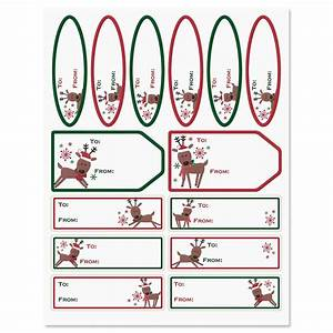 merry reindeer labels current catalog With current christmas labels