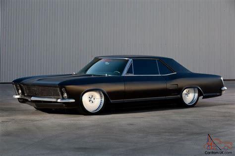 1963 Buick Riviera Custom Build