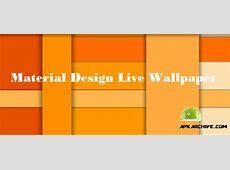 Material Design Live Wallpaper Premium v18 Apk Download