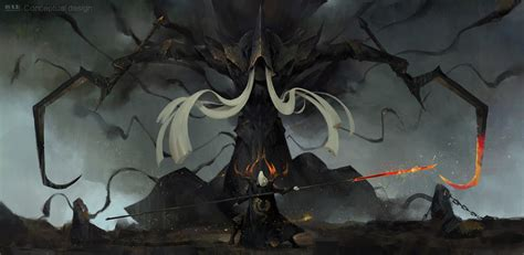 Gory Anime Wallpaper - horror diablo iii malthael wallpaper no 625954