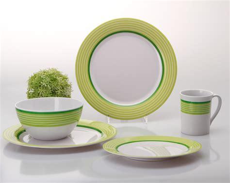 Geschirr Set Design by Cing Geschirr Set Melamin Trendline In Verschiedenen