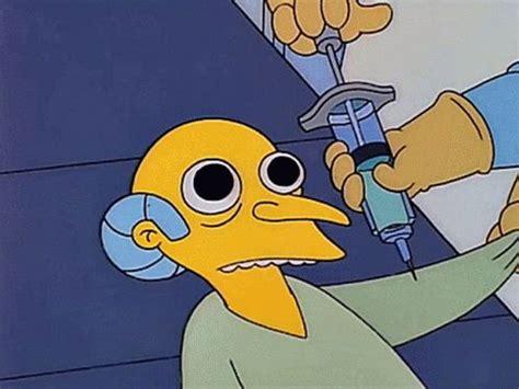 Mr Burns Meme GIF - MrBurns Meme Syringe - Descubre ...