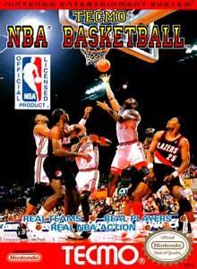 Tecmo NBA Basketball Wikipedia