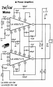 150w Mixer Power Schematic