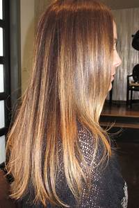 Brown Hair Color Chart Brunette Hair Color With Highlights Have It Both Ways