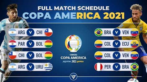 Бразилия разгромила венесуэлу на старте кубка америки — 2021. Copa America 2021: Full schedule, Match timings, teams and groups, LIVE streaming details ...