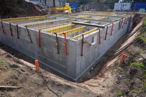 Fertigkeller Mit Garage Kosten by Fertigkeller Verk 252 Rzte Bauzeit Durch Vorgefertigte Elemente