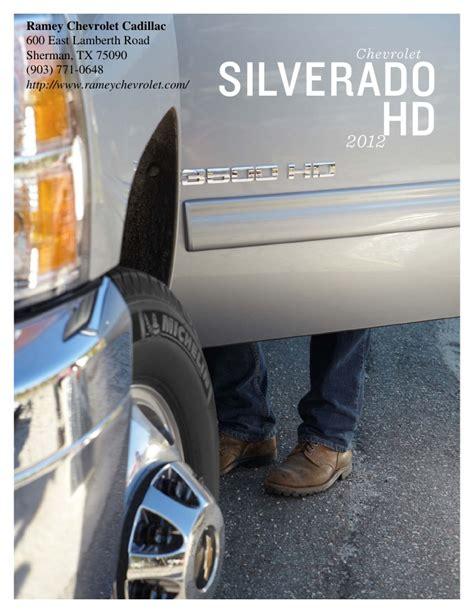 chevy silverado hd  sale  sherman tx sherman
