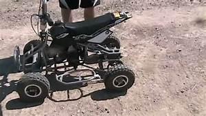 49cc Mini Quad R