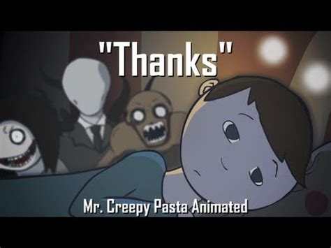 anime horror short stories thanks halloween horror short mr creepy pasta animated