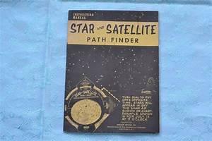 Vintage Edmund Scientific Instructiin Manual Star