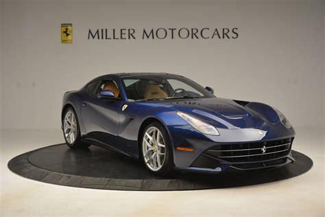Beautiful ferrari f12 berlinetta 70th. Pre-Owned 2017 Ferrari F12 Berlinetta For Sale ()   Miller Motorcars Stock #4572C