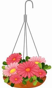Pot De Fleur Transparent : pot plant clipart flower basket pencil and in color pot plant clipart flower basket ~ Teatrodelosmanantiales.com Idées de Décoration