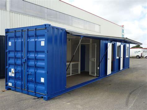 container bureau location dimension interieur conteneur 40 28 images am 233