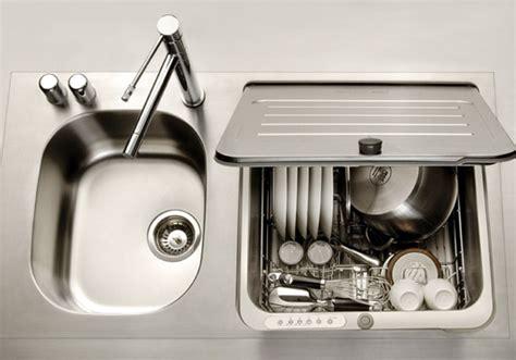 lavastoviglie sotto lavello arredo salvaspazio e trasformabile soluzioni per gli