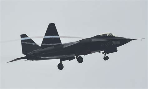 China Unveils New Stealth Fighter in a Show of Strength | Time