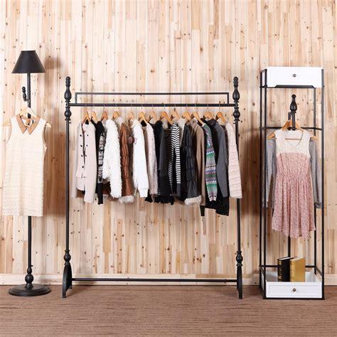 iron clothing rack clothing store display racks  hanging clothes rack clothing racks