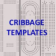 cribbage board template 4 classic cribbage board templates you can and print