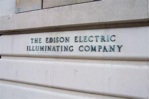 Edison Electric Light Company by Devan S Timeline Timetoast Timelines