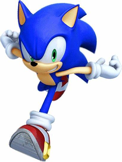 Sonic Renders Photoshop Gifs Hedgehog Unleashed Primeros