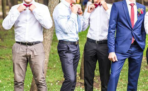 Men's Summer Wedding Attire