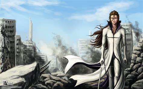 Bleach: Aizen Sousuke by Azany on DeviantArt