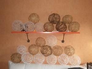Décoration Fait Maison : d coration maison fait main ~ Carolinahurricanesstore.com Idées de Décoration