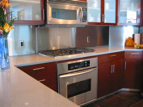 stainless steel kitchen backsplash ideas metal backsplash panels custom metal home 8238
