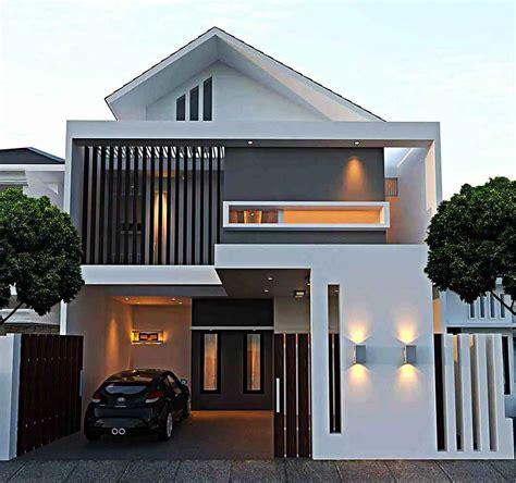 tips memilih model desain rumah minimalis  contoh