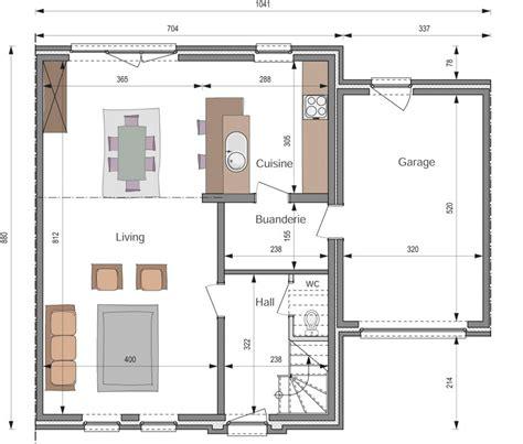 plan de maison a construire