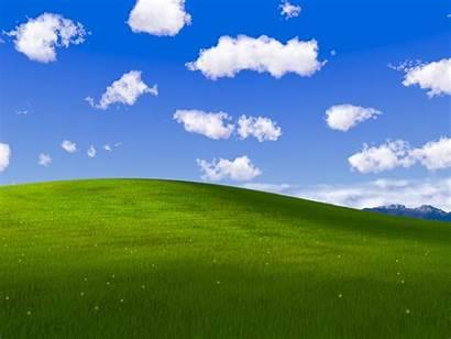 Xp Bliss Windows Location Wallpapers Desktop Minecraft