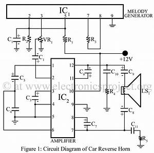 I U0026 39 M Yahica  Circuit Diagram Of Horn System In Automobile