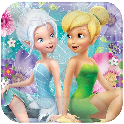 foto de Tinkerbell And Periwinkle Birthday Party Tinkerbell