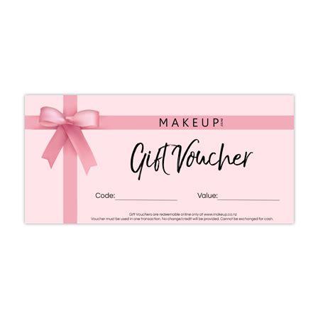 makeupconz gift voucher makeupconz